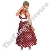 Ladies Fancy Dress Costumes 50s