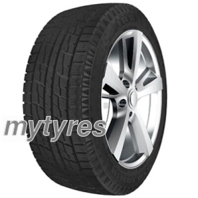 2x WINTER TYRES Federal Himalaya Iceo 215/55 R16 93Q with MFS M+S