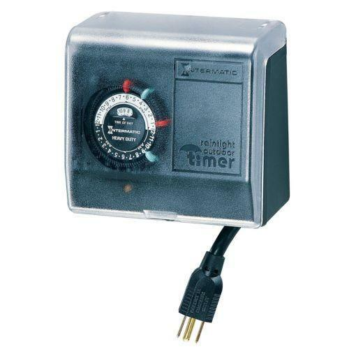 Outdoor Pool Timer Ebay