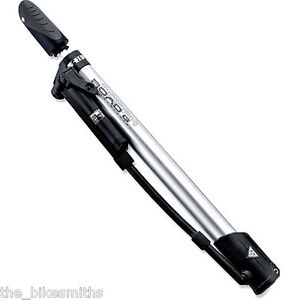 Topeak Road Morph G w/Gauge TRP-3G Bike Pump Portable Floor Frame 160psi Easier