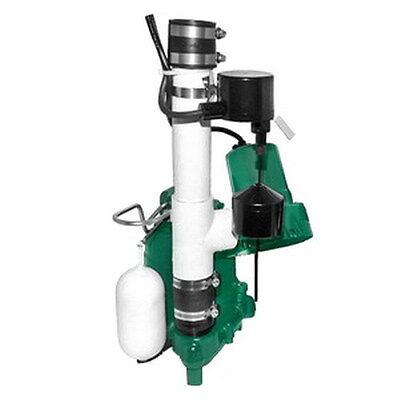 Zoeller Pumps Model 507 Basement Sentry Series 12v Back-up Sump Pump System