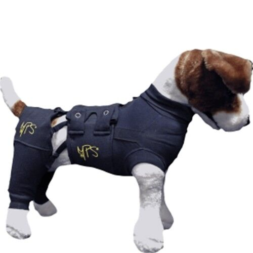 MPS Protective Hind Leg Sleeve - Large Dog Protection post Surgery/Skin Disease