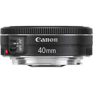 Canon 40 mm f/2.8 STM Lens - As New Condition