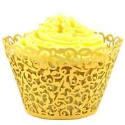 Gold Wedding Cake Decorations