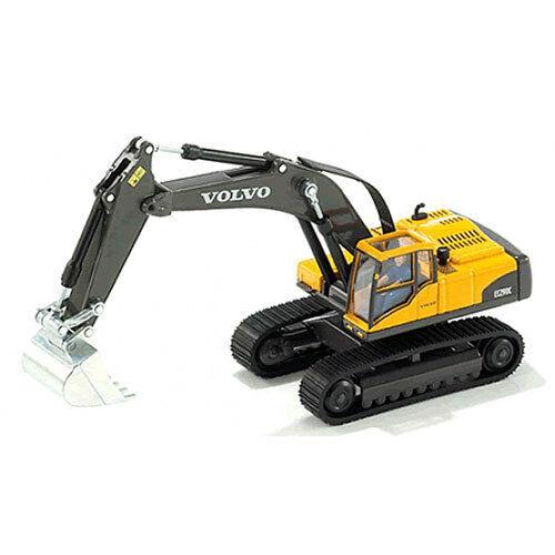 SIKU Volvo EC290 Hydraulic Excavator Digger 3535 1:50 Model Farm Toys