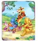 Winnie The Pooh Fleece Blanket