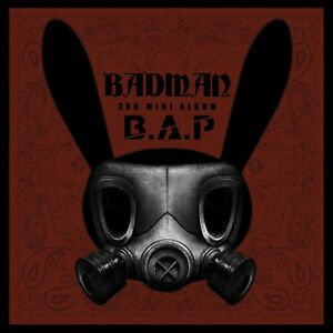 B-A-P-BADMAN-3rd-Mini-Album-CD-48p-Photo-Book-Card-Stencil-K-POP-Sealed-BAP