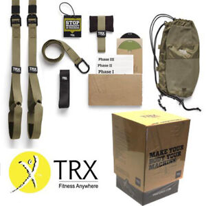 TRX Force Tactical Kit (T3) Workout Fitness (Brand New Sealed)