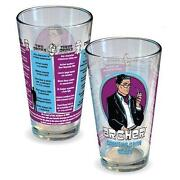 16 oz Drinking Glasses
