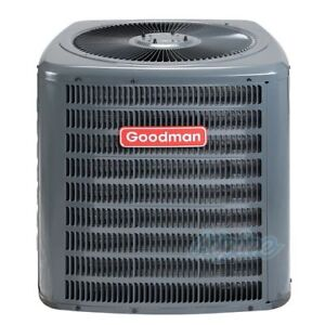 Air Conditioners - Goodman GSX13- 14Seer, 2.5tons