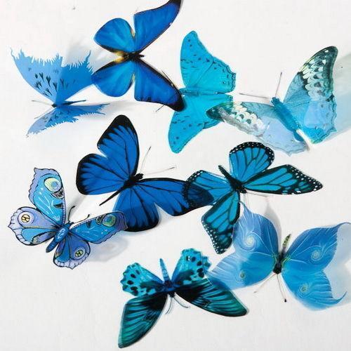 Artificial Butterflies Ebay