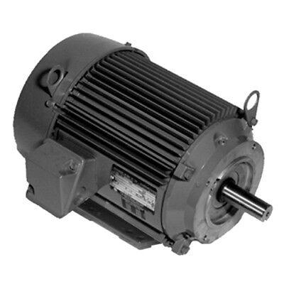 Us Electric U15p1dfc Dp60 15hp 3600rpm 215tc Frame 3phase Carwash Motor