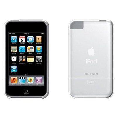 Belkin Ipod Touch 2g Polycarbonate Étui Étui - Transparent Neuf 2 Belkin Ipod
