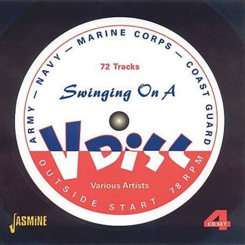 Various Artists - Swinging on a V-Disc / Various [New CD] Boxed Set