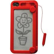 iPhone 4 Case Drawing