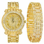 Ice-Watch ICE Gold Plated Case Wristwatches
