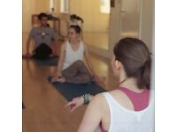 Hatha Yoga in Camden Town