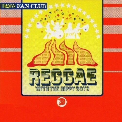 THE HIPPY BOYS - REGGAE WITH THE HIPPY BOYS  CD NEU