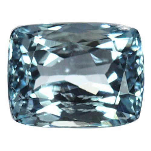 Cushion Cut Aquamarine Ebay