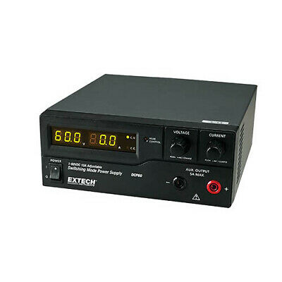 Extech Dcp60-220 600w Single Output Lab Grade Switching Power Supply220v