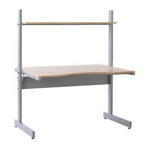 ikea jerker desk buy or sell desks in ontario kijiji
