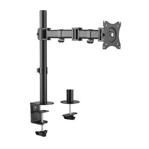 MONITOR DESK MOUNT 13-27 IN SCREEN SINGLE ARM $25 2 ARM $40