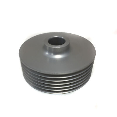 ATR Products Alternator Pulley 5 Grooves Aluminium - Silver - ELC0297