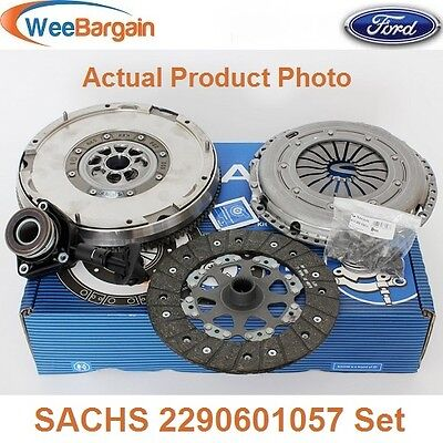 FORD Focus II 1.8 TDCi 5 Speed SACHS Dual Mass Flywheel and Clutch Kit with CSC