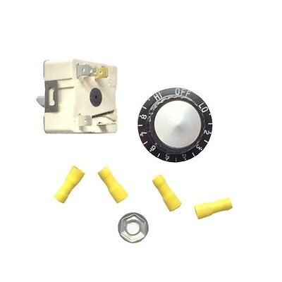 Infratech 15amp Input Regulator (240 Volts) Use With Radiant Heat Lamp 14-4094 ()