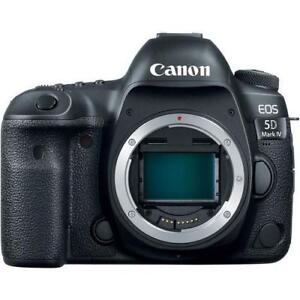 CANON 5D mark IV body only brand new in box