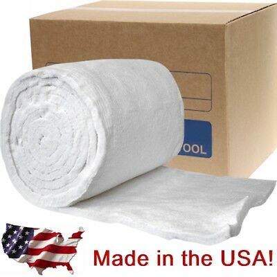 Ceramic Wool For Pizza Ovens Pizza Oven Insulation - 6lb 1 X 24 X 60