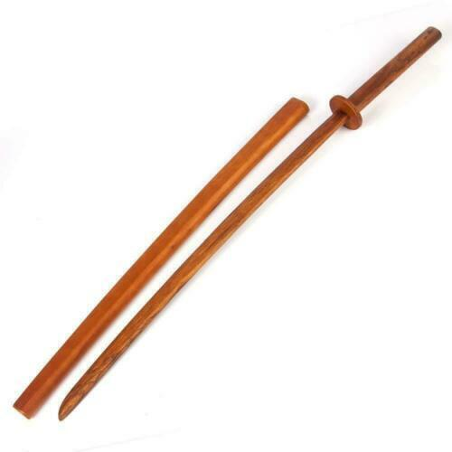 Tiger Claw Red Oak Bokken and Wood Scabbard Youth - 2518