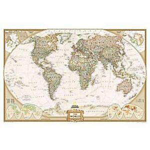 World Map Poster EBay - World map posters for sale