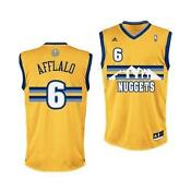 Denver Nuggets Yellow Jersey