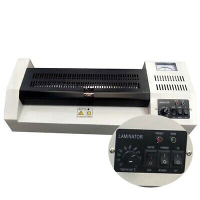 Pro A3a4 20 Laminator 4 Rollers Thermal Hot Cold Film Laminating Machine 600w