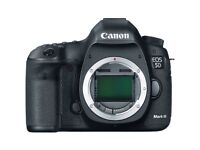 Canon 5D MKiii Camera body