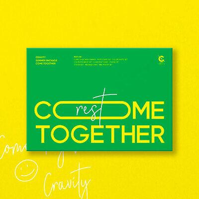 CRAVITY COME TOGETHER Summer Package REST Planner+Karte+Foto+Polaroid+Poster+etc