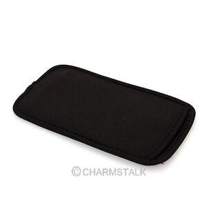 Black Neoprene Shock Resistant Mobile Phone Case Cover For iphone 6 Hot