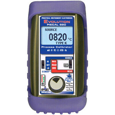 Pie 820 Multifunction Single Channel Calibrator