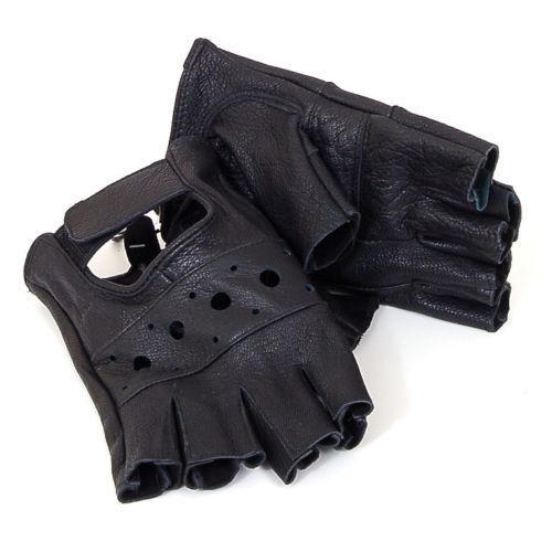 Unisex Fingerless Gloves