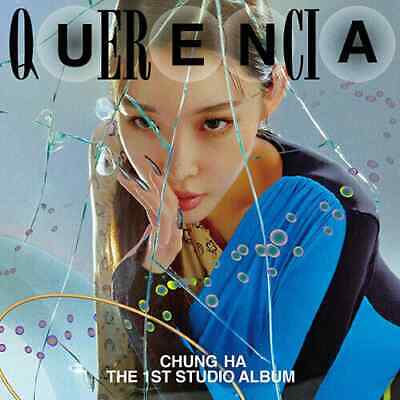 Chungha-[QUERENCIA] 1st Studio Album CD+Poster+Book+Card+MiniPoster+etc Kpop