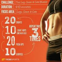 FITNESS CHALLENGE GROUP!!! AMAZING RESULTS!