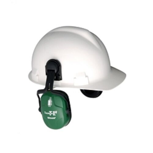 Bilsom T1H HardHat Mounted Dielectric Ear Muffs Hearing Protection Earmuff NRR23