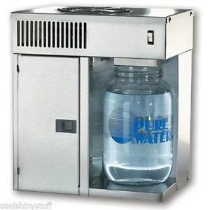 Water distiller ebay for Distilled water for fish