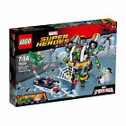 Doc Ock LEGO Construction