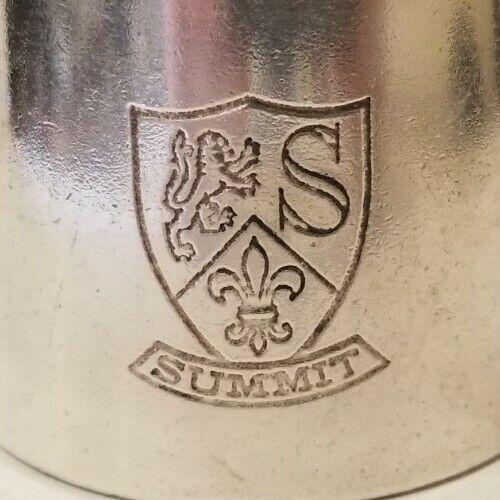 THE SUMMIT HOTEL  New York City (1961) International Silver Co.  Sugar Bowl 8 oz