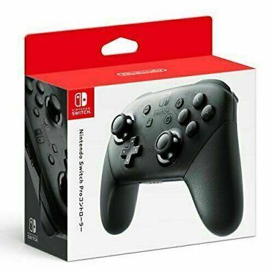 Mando Nintendo Switch Pro Controller Negro. Nuevo en Caja. Envio 48/72 H...