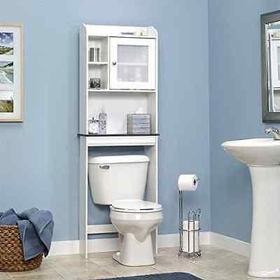 Bathroom Over the Toilet Shelves Chest-on-chest Bath Shelf Storage Organizer Wrench Unsullied
