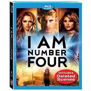I Am Number Four Blu Ray