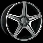 22 Mercedes Wheels